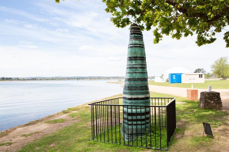 Lake Wendouree - Matt Calvert - Tas