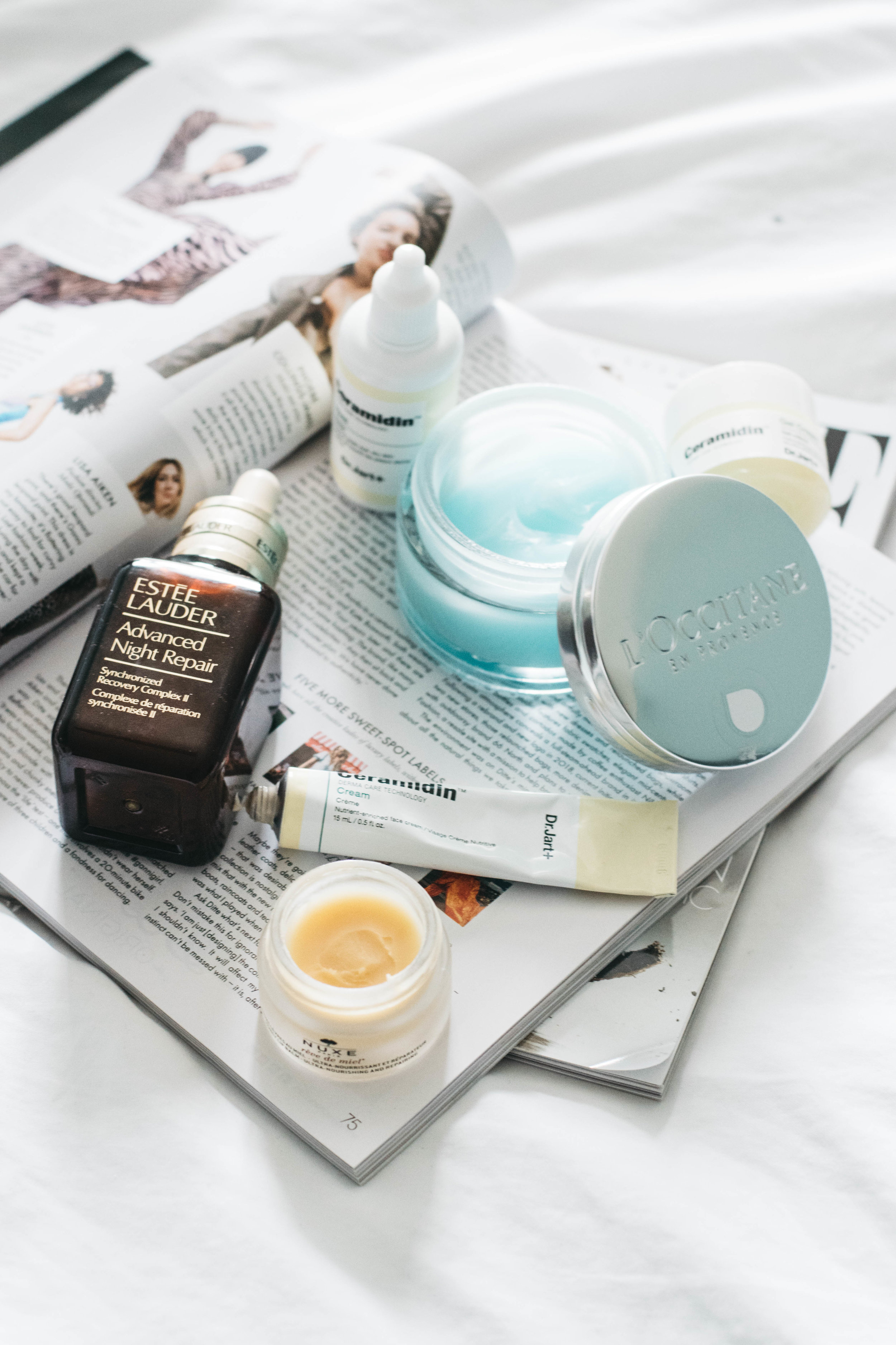 best nighttime skincare products 2019 | best manchester beauty blog