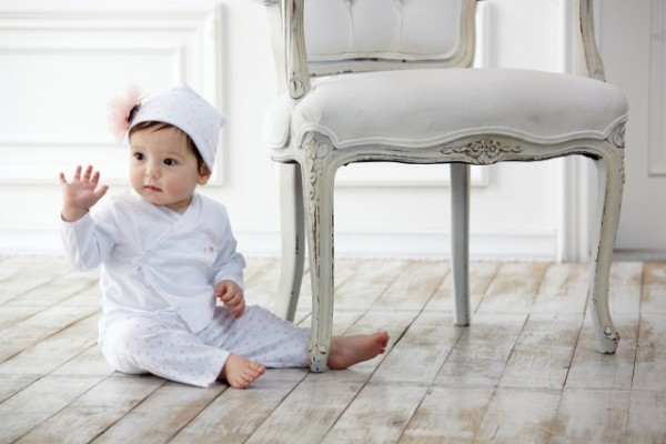Soft, timeless treasures.There is nothing softer you can put next to a baby's skin -