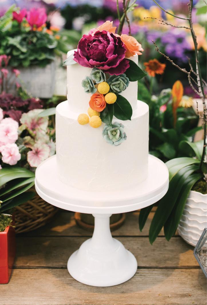 Flour & Flourish Cakes