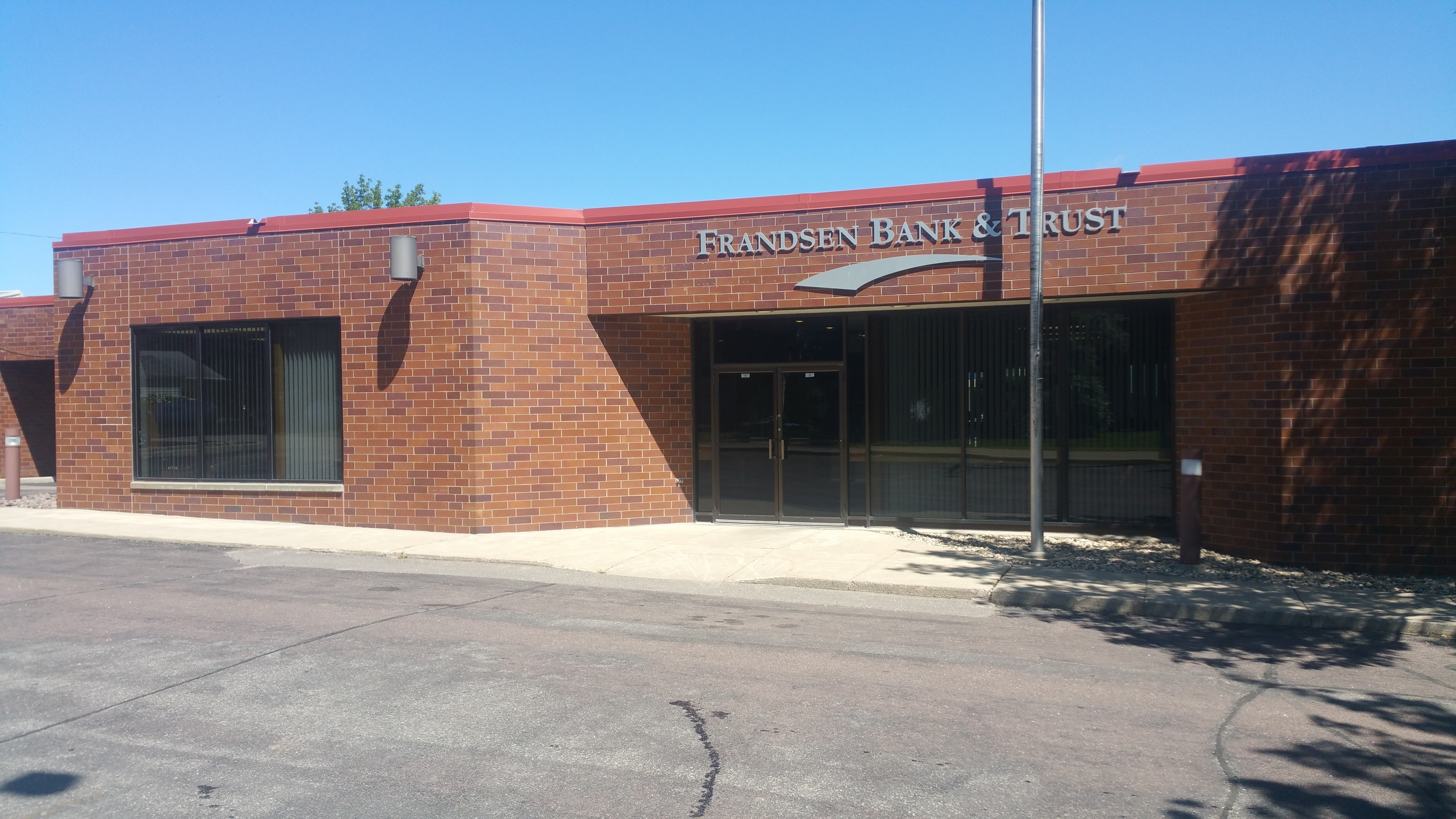 Office Located Inside Frandsen Bank & Trust