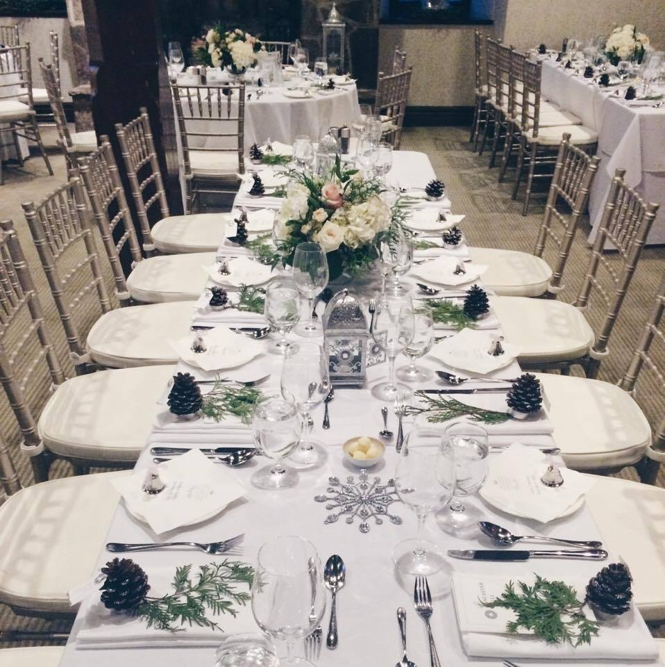 Long Table Decor | Evelyn's Decorating