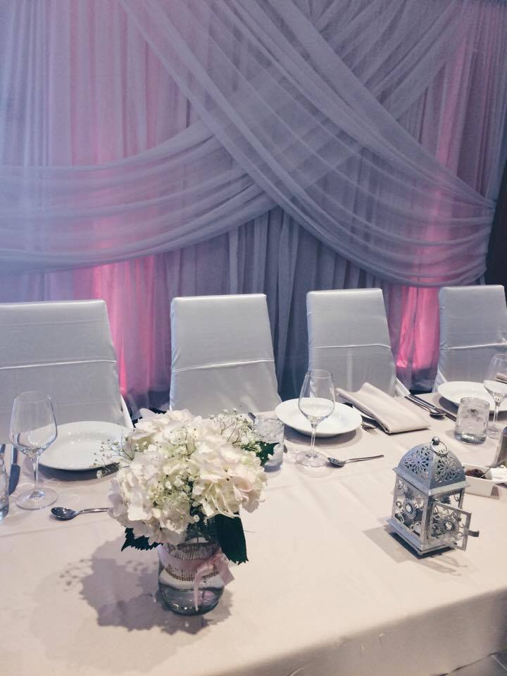 Head Table | Evelyn's Decorating