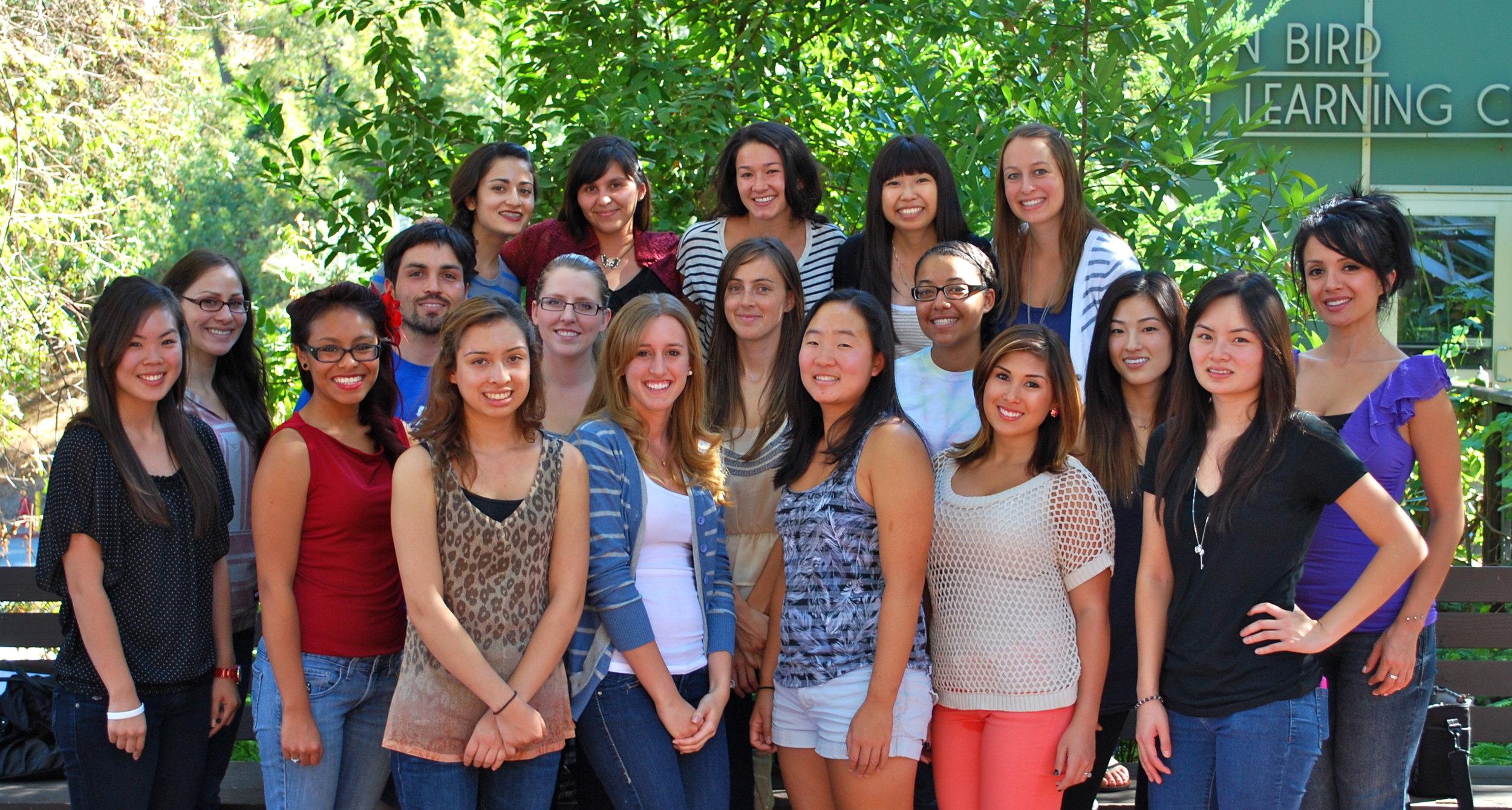 Cal Poly Pomona's FN Forum's Peer Mentor and Web Developer.
