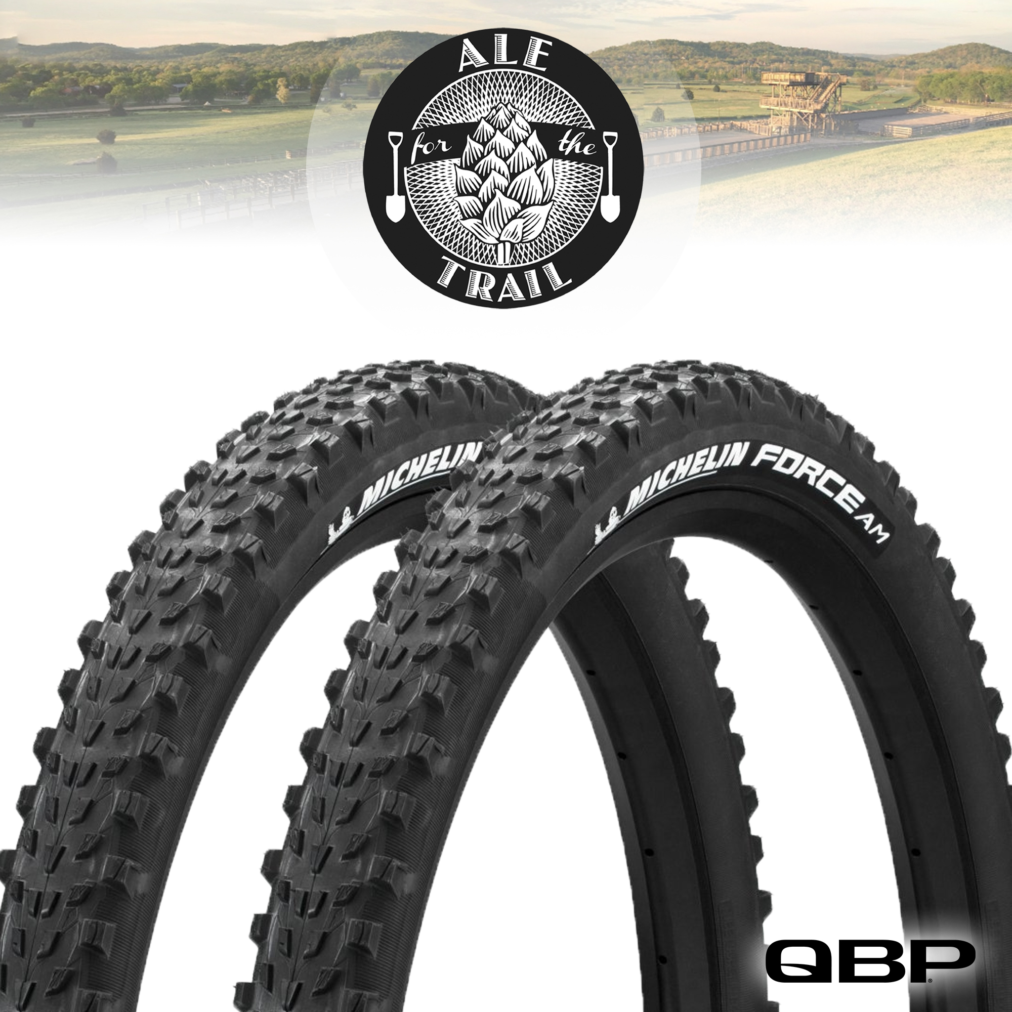 Michelin FORCE AM Tire