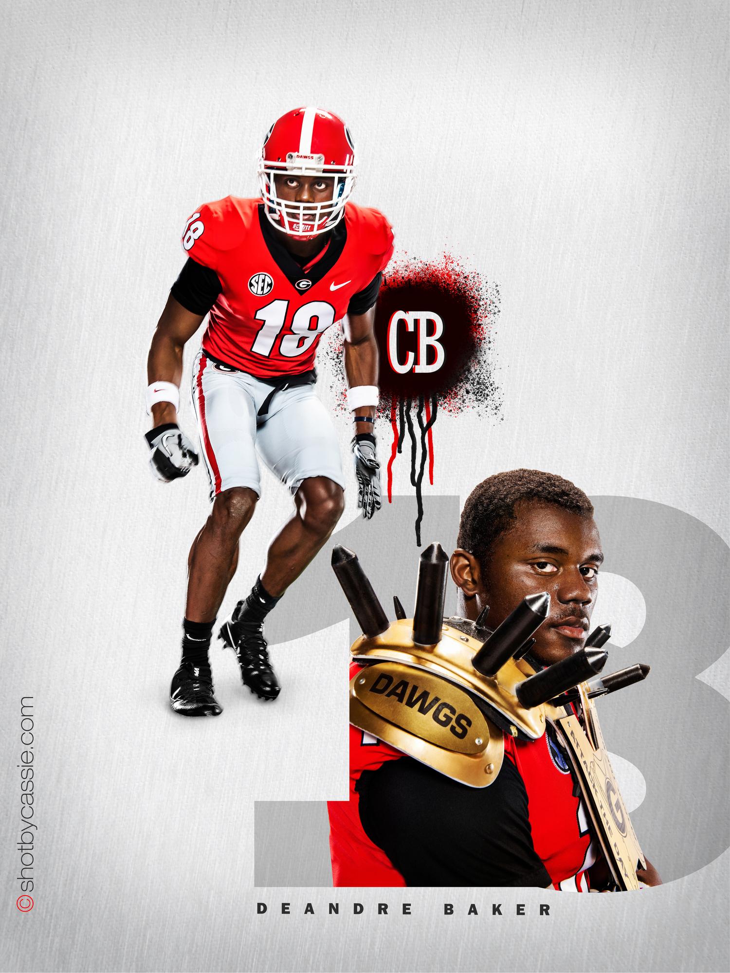 Athens Georgia Sports Photographer  UGA Georgia Bulldogs Football 2018 Campaign