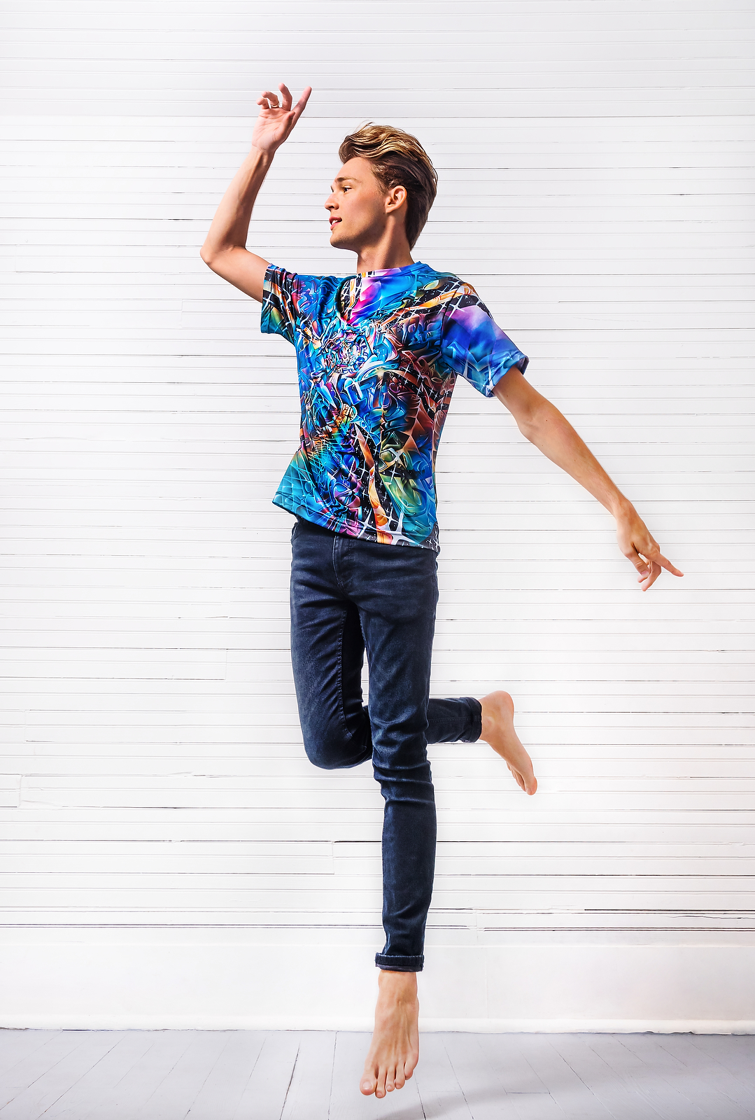 """Atlanta Fashion Photographer  Vision Lab """"Floating in Space"""" Campaign"""