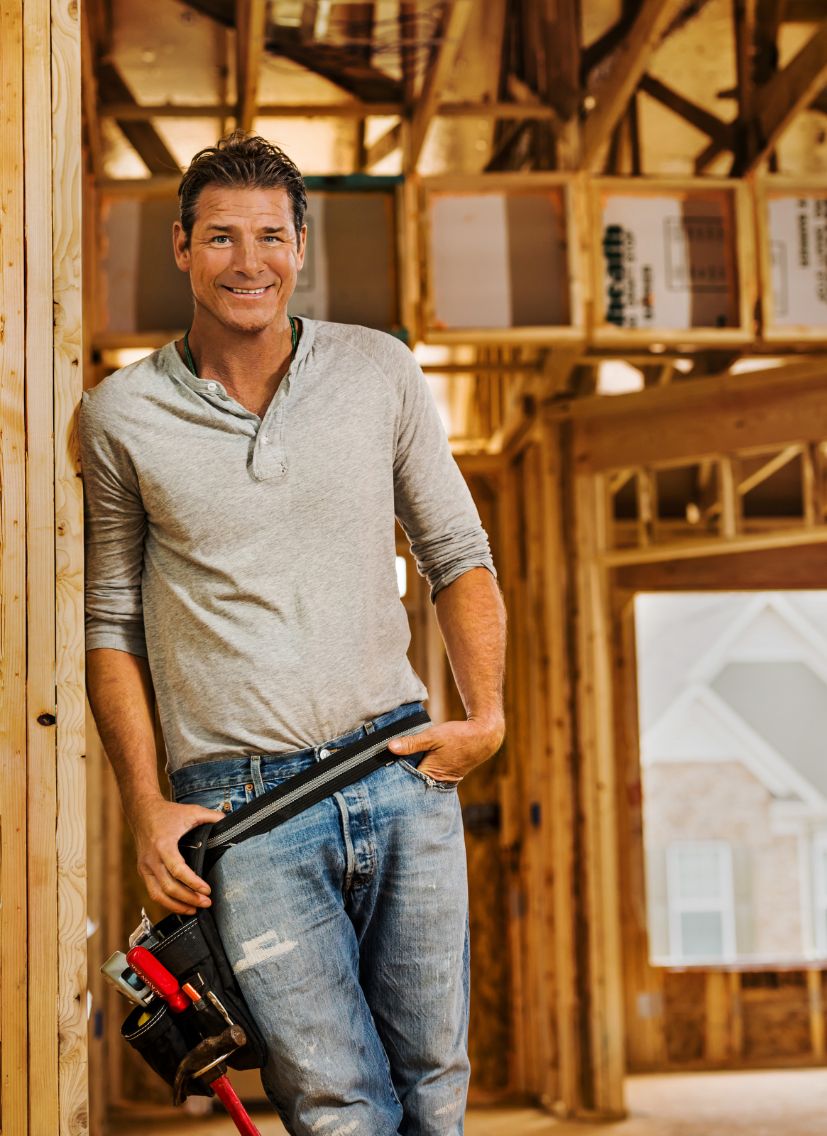 Atlanta Industrial Photographer  Ty Pennington Jackson EMC Sponsorship