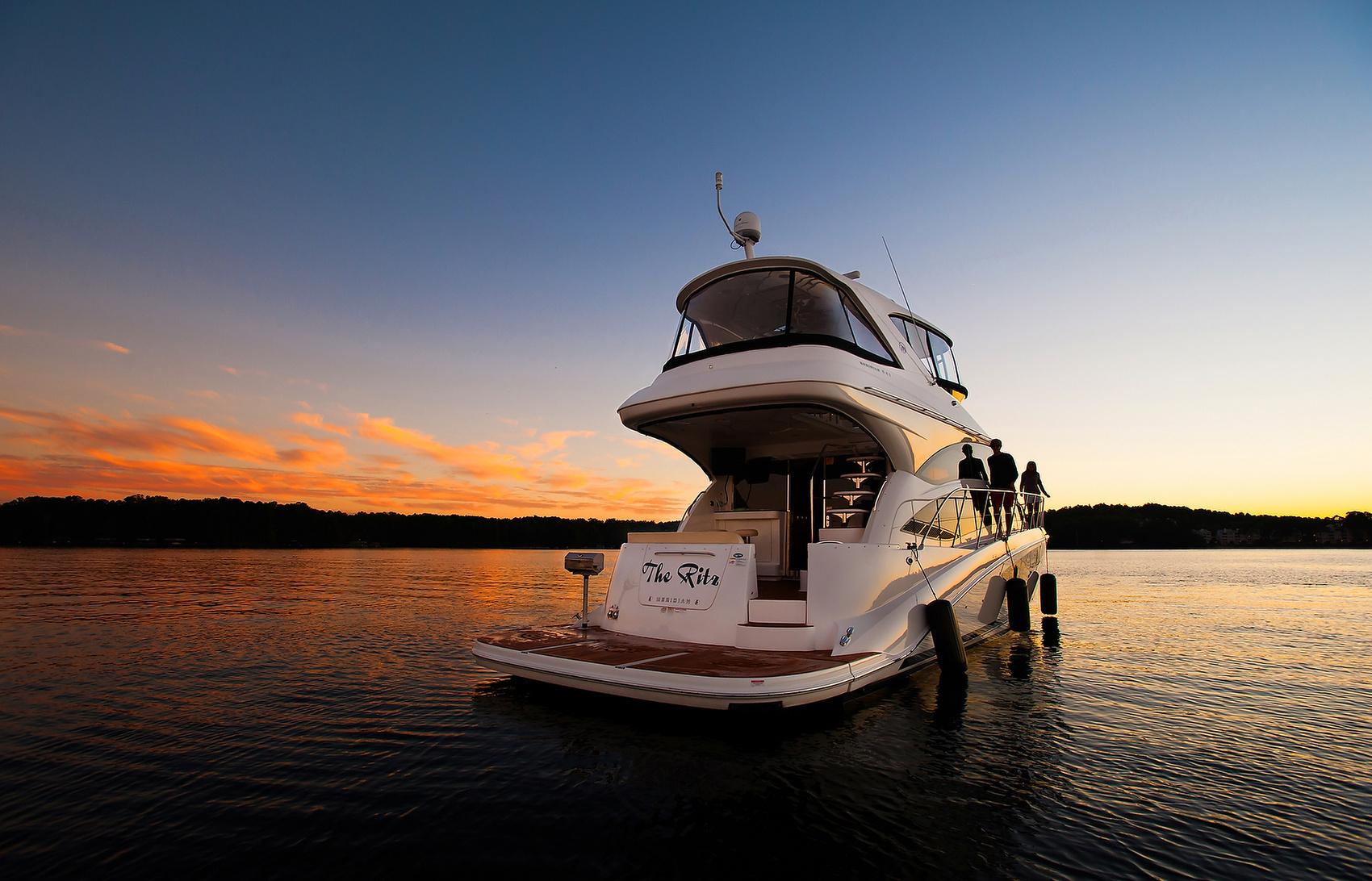 Atlanta Lifestyle & Travel Photographer  Meridian Yachts Magazine