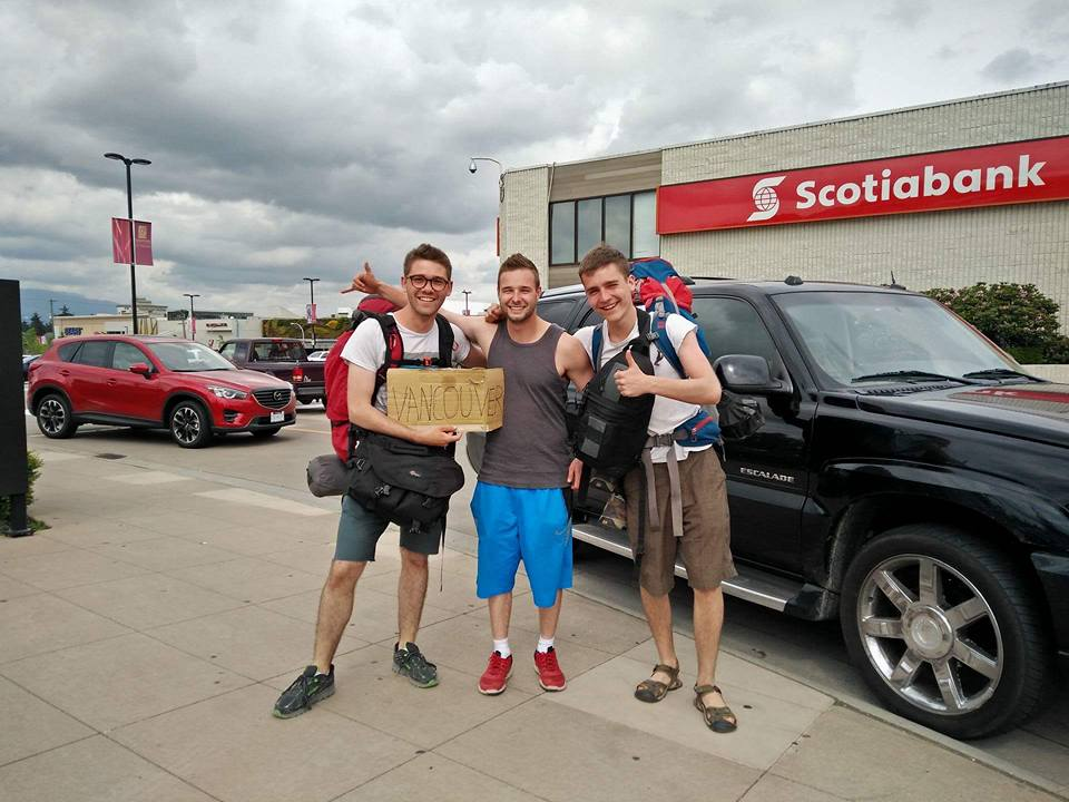 We made it! What an insane experience. I can't even begin to express to rewarding hitchhiking across Canada was. I'm someone who has traveled a decent amount in the last few years but I can safely say I've never felt as welcome in a new place as I did while on this trip. The people we met didn't make me feel like I was a tourist, but rather like I was family. Not shown in this post are all the amazing couchsurfing hosts that showed us their cities and made us feel welcome.