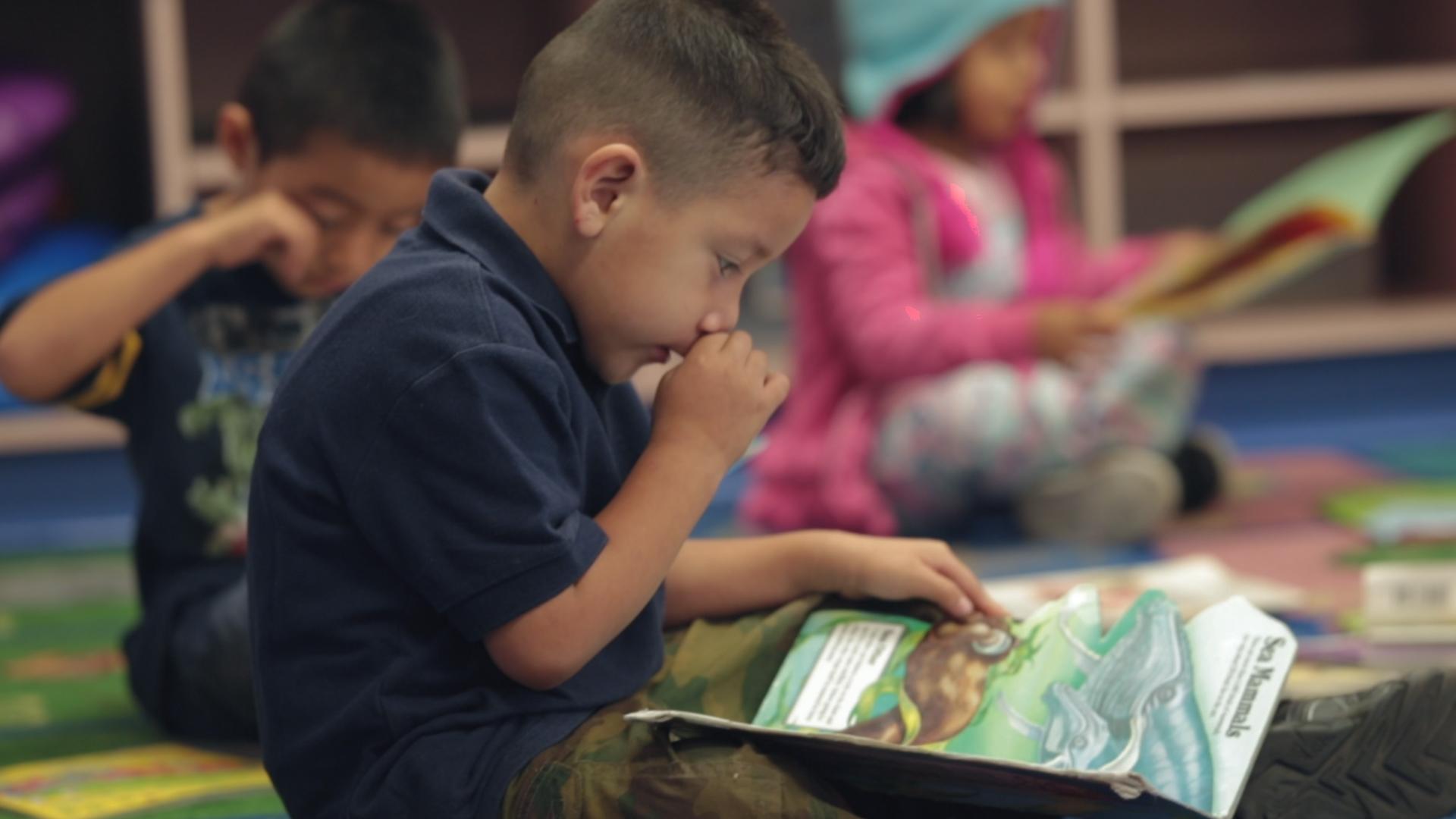 elementary-school-communigift-reading-los angeles-woodwalk