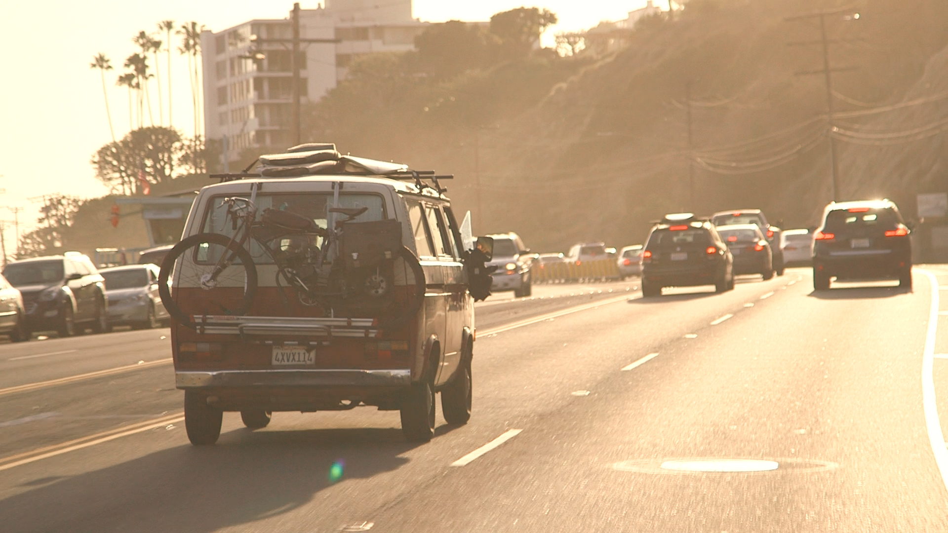 pacific coast highway van