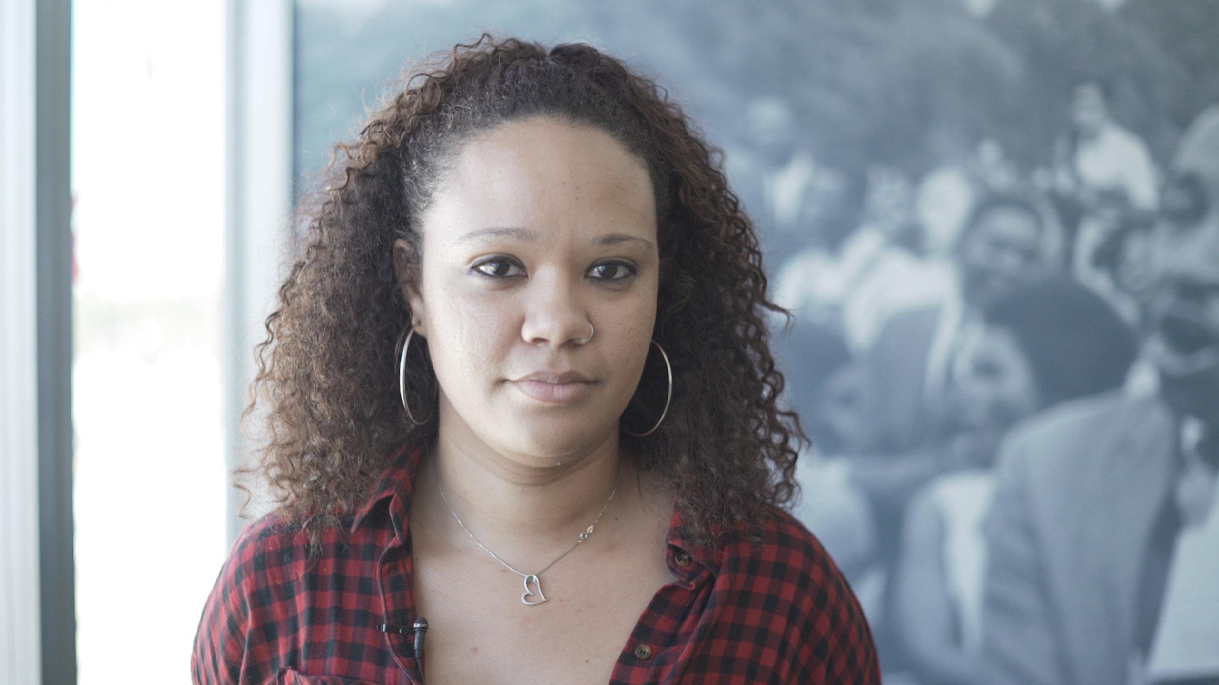 African American female Los Angeles
