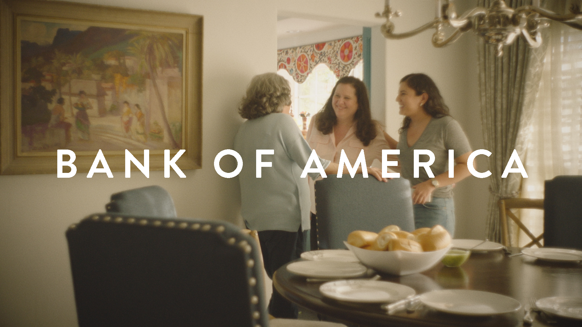 Bank of America commercial directed by Woodwalk Porto's Bakery