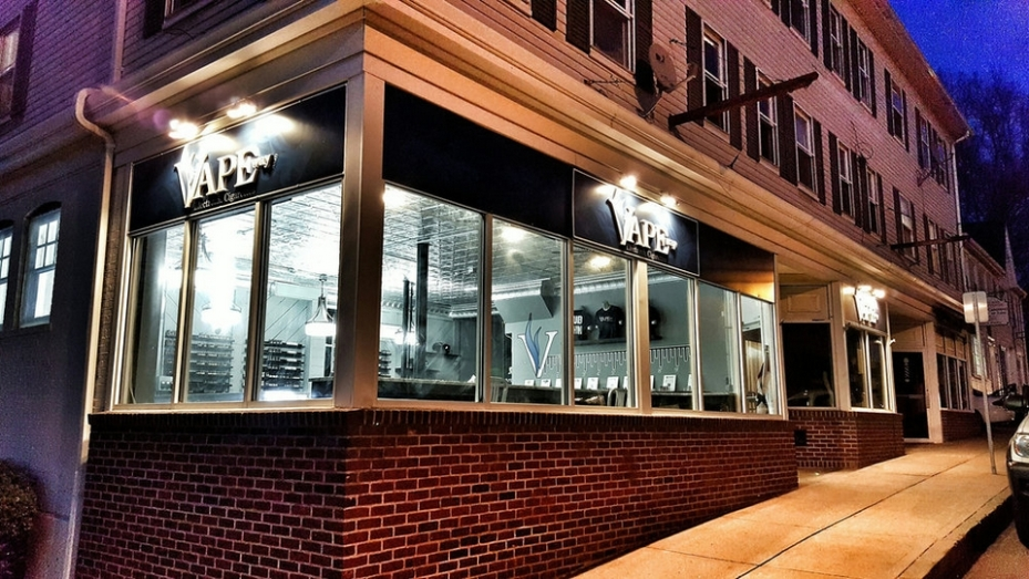 The Vape Way: Plymouth - The 1st and ONLY Premier VAPE Shop!