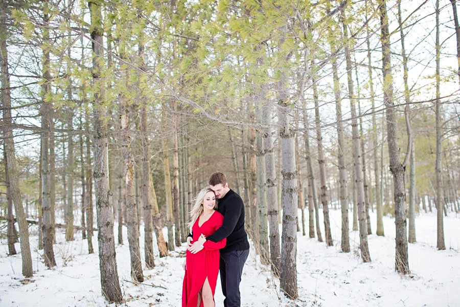 windsor-ontario-wedding-photographer-styled-winter-forest-engagement-session-lulus-dress-eryn-shea-photography_0019.jpg