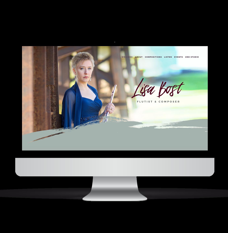 Lisa Bost - Flutist & Composer