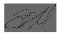 SDM Signature