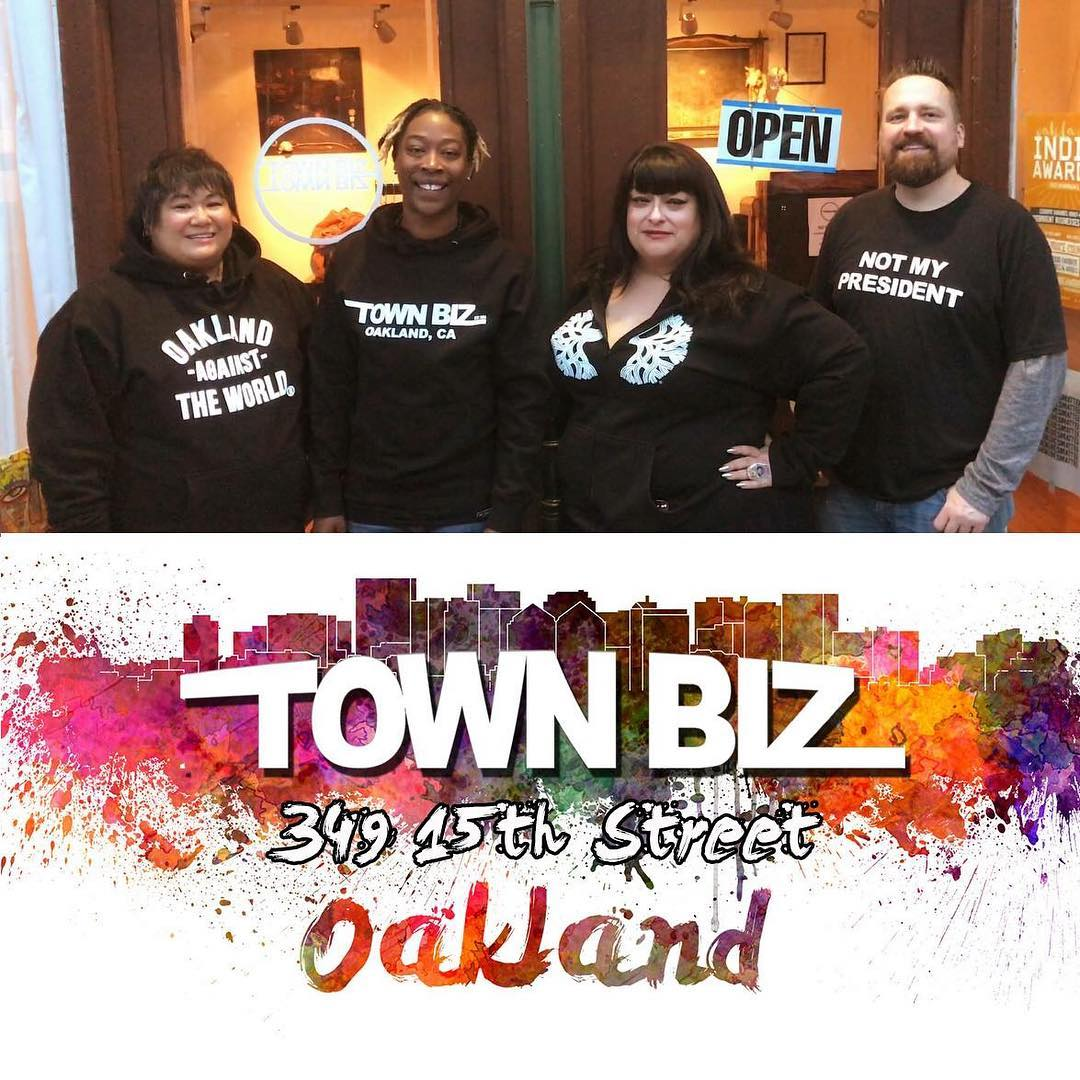 Town Biz won the Ripple Effect award at the 2017 Indie Awards. Town Biz is an ICA Fund Good Jobs Education company.