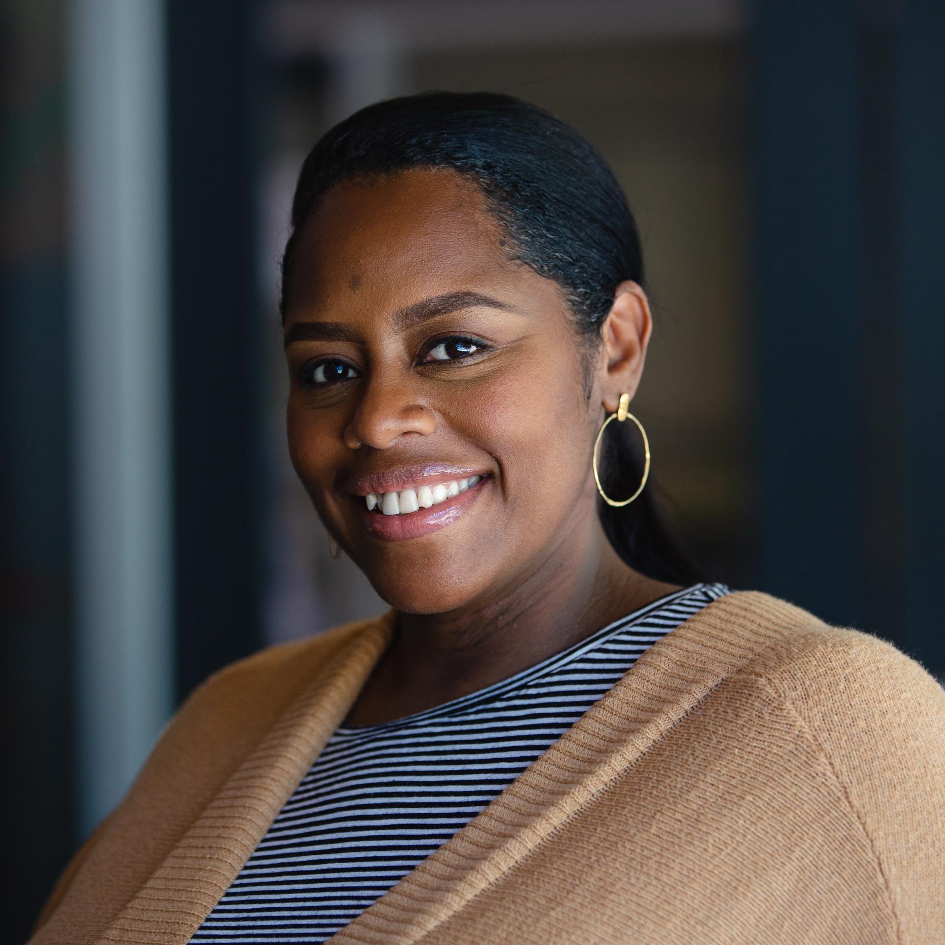 Caron Gugssa-Howard  Accelerator Manager