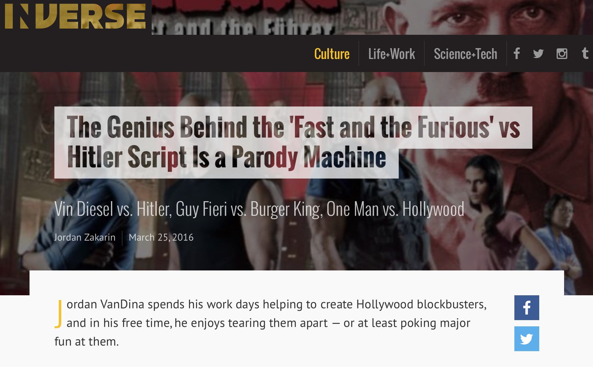 https://www.inverse.com/article/13316-the-genius-behind-the-fast-and-the-furious-vs-hitler-script-is-a-parody-machine