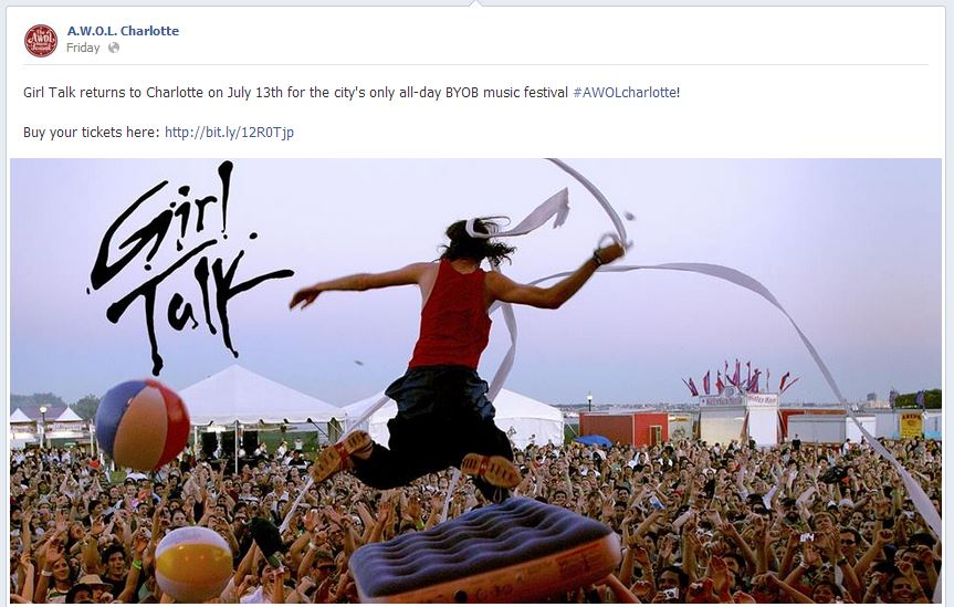 Facebook Ad photo