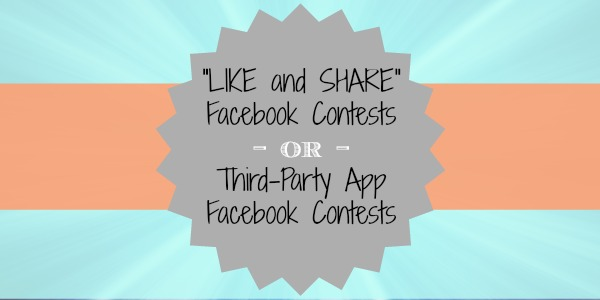 Facebook Contests Graphic
