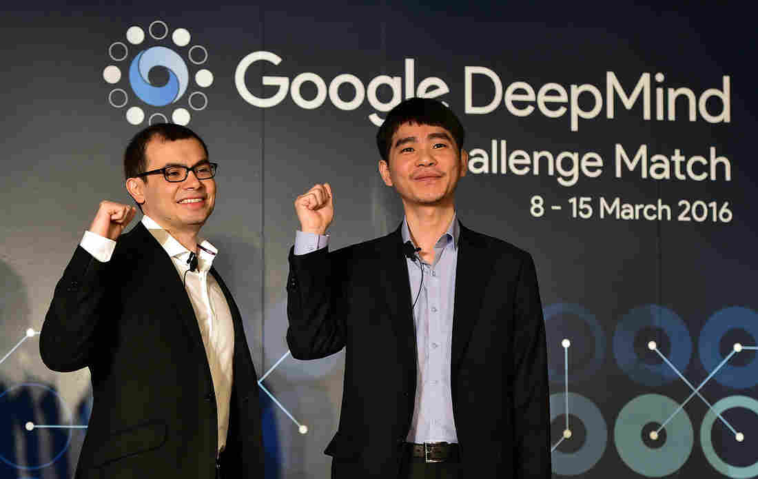 AlphaGo, a program developed by Google's DeepMind unit, has defeated legendary Go player Lee Se-dol in the first of five historic matches being  held in Seoul, South Korea