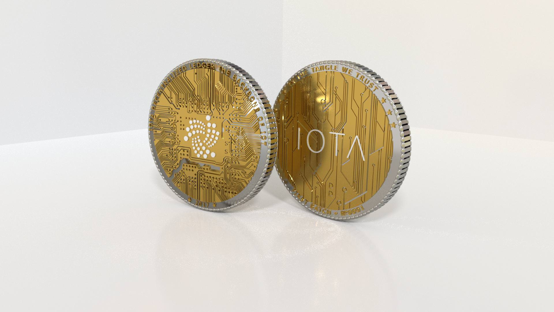 IOTA Minted Coin -Official Project Reddit Thread  -  Follow here