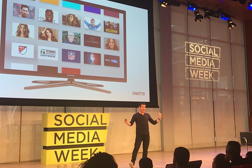 social media week SOCIAL TV