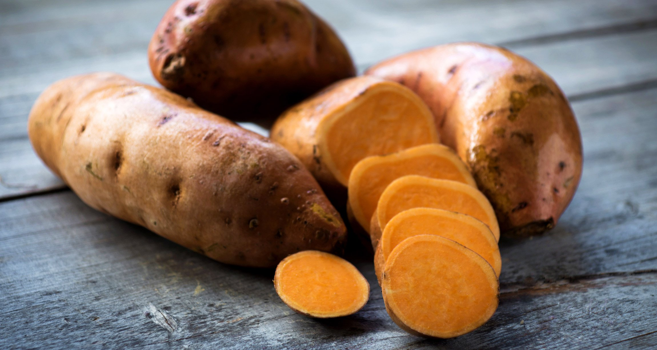 Eat Sweet Potato -