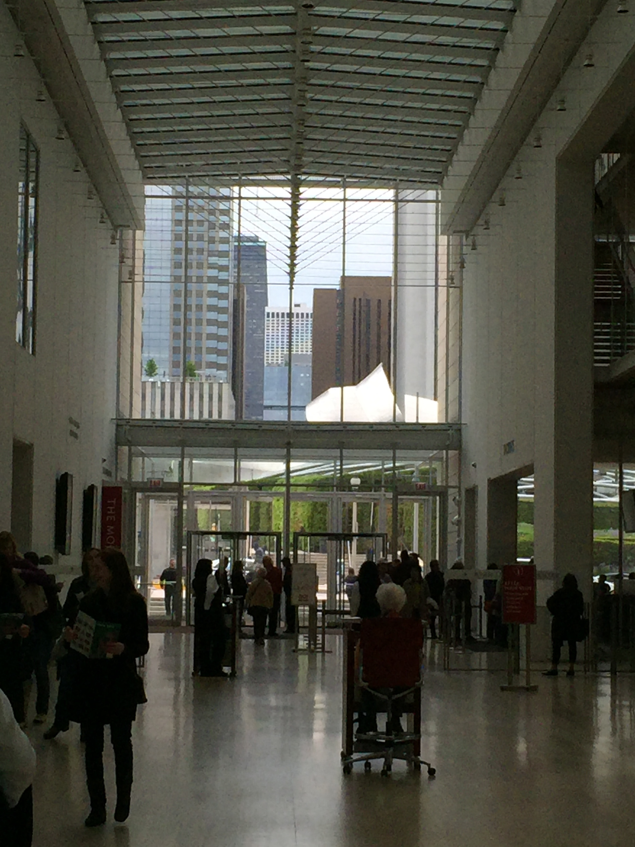 Modern Wing of the Art Institute