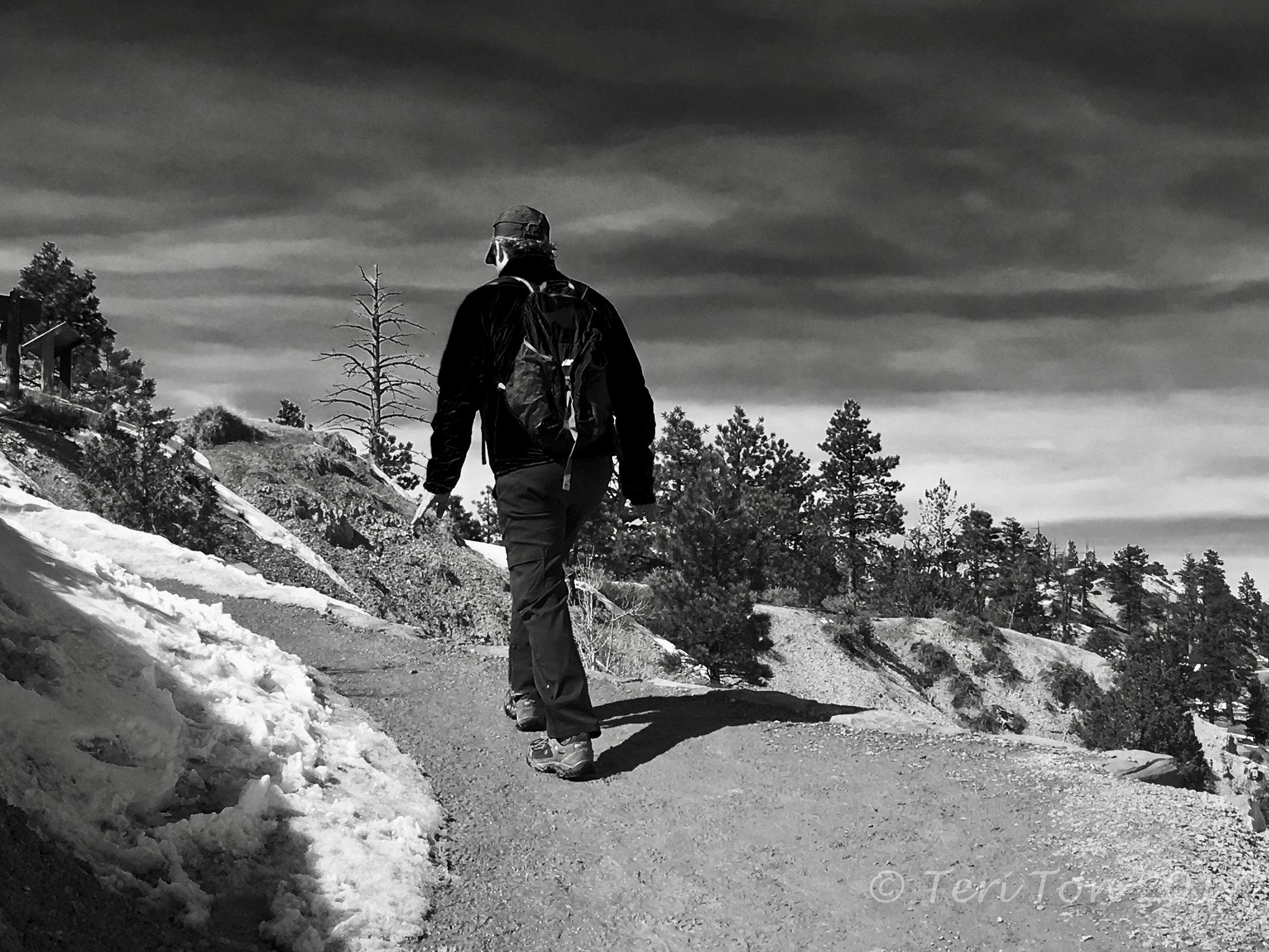 Black white teri ton travel photography