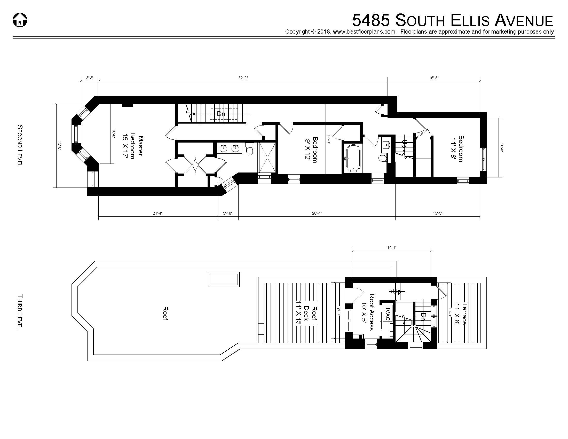 Pics - Floor Plans — Ellis Passivhaus | 312-399-3155 |