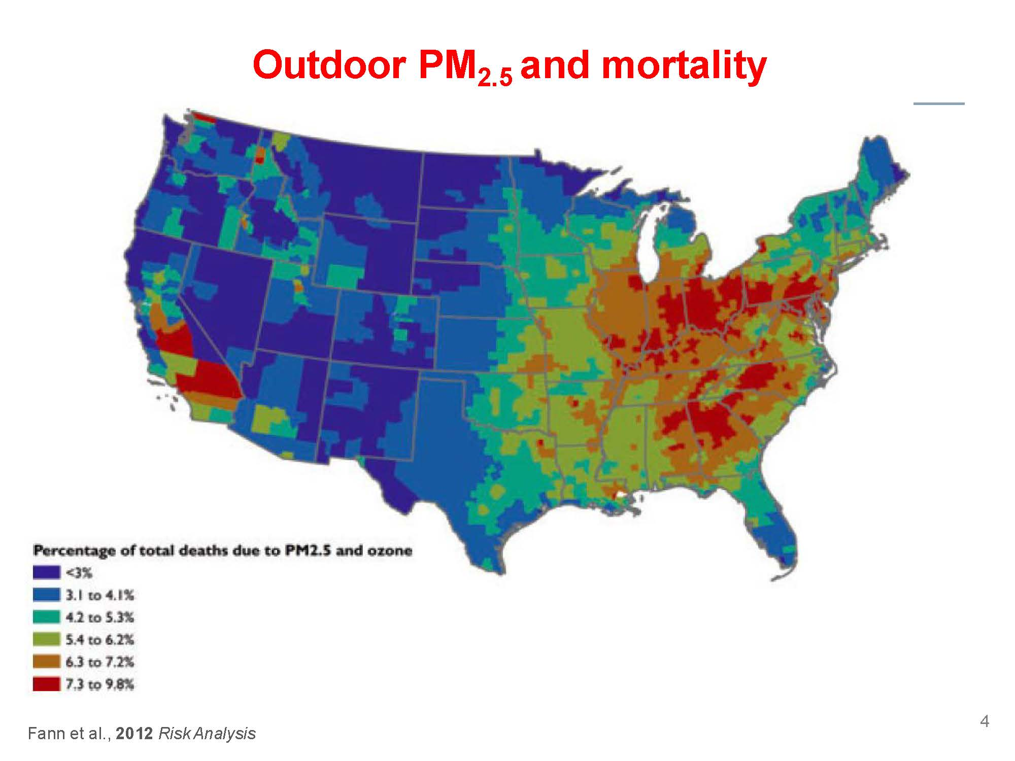 PM 2.5 - The killer that can't be seen.