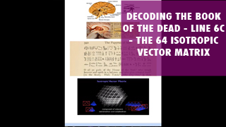 Decoding the Book of the Dead, Line 6C-the 64 Isotropic Vector Matrix Deity.png