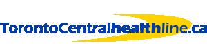 Toronto Central Healthline logo