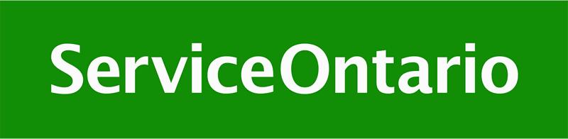 service ontario logo