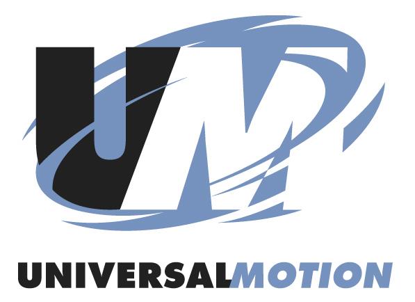 universal motion logo