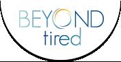 beyond tired logo