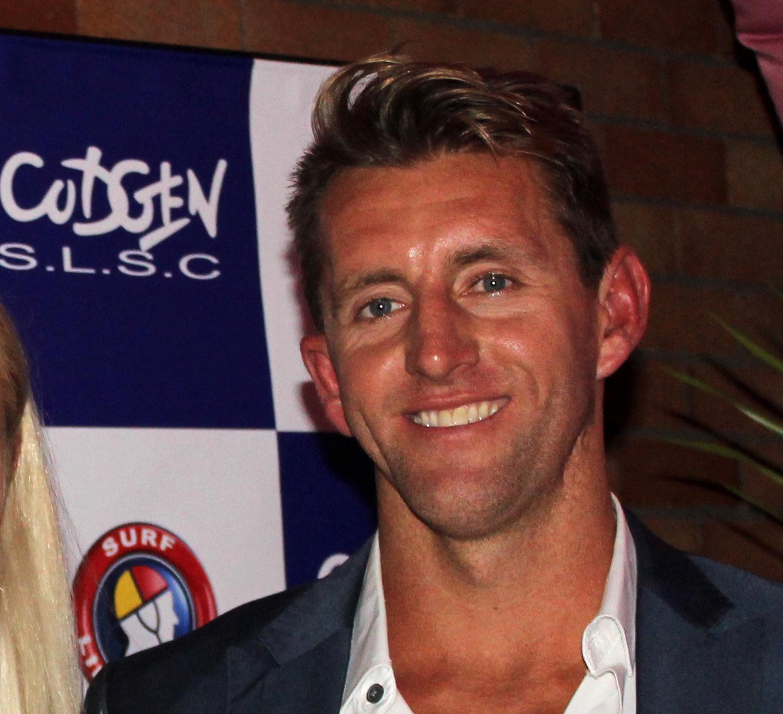 Head Coach - Scott McCartney