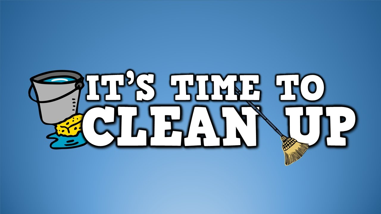 CLEANUP DAY - Monday 15 July 6.00am to 10.00am