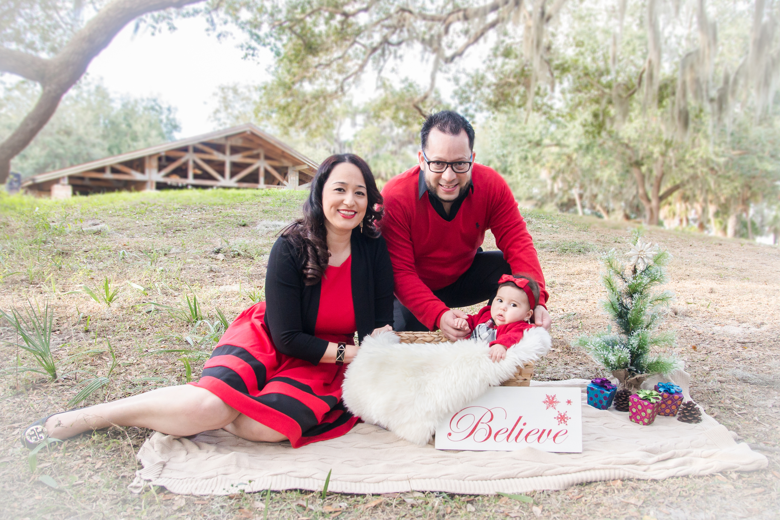 Tampa family session