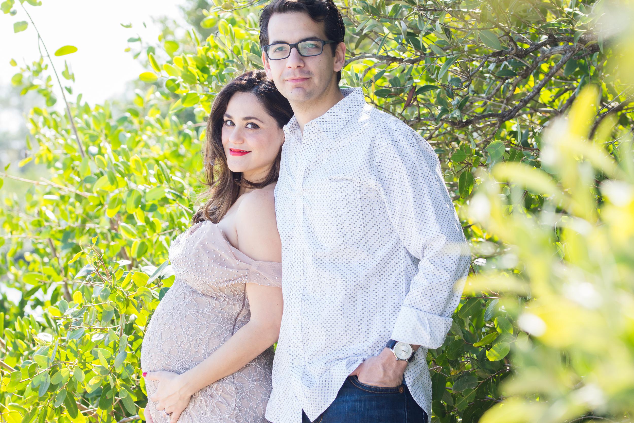 Phillipe Park Maternity session