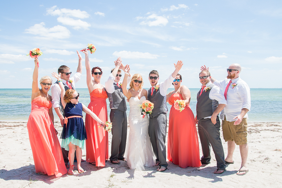 Fort de Soto beach wedding, St.Pete wedding, St.Pete wedding photographer