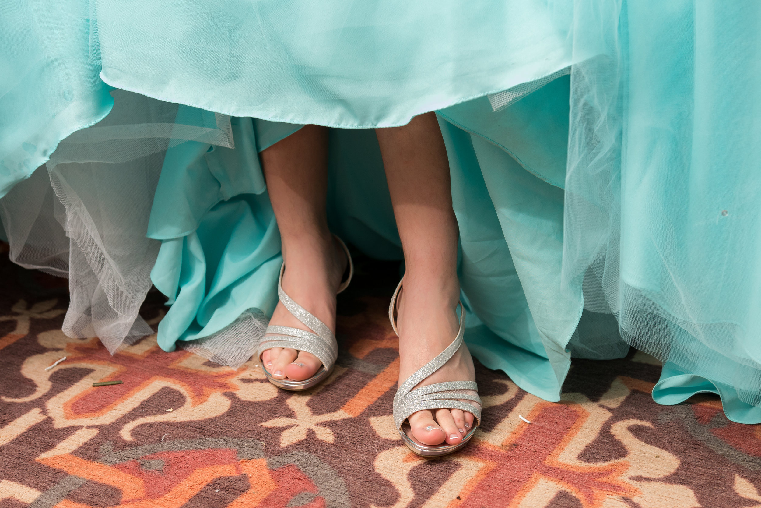 Quinceanera-Tampa-party-shoes