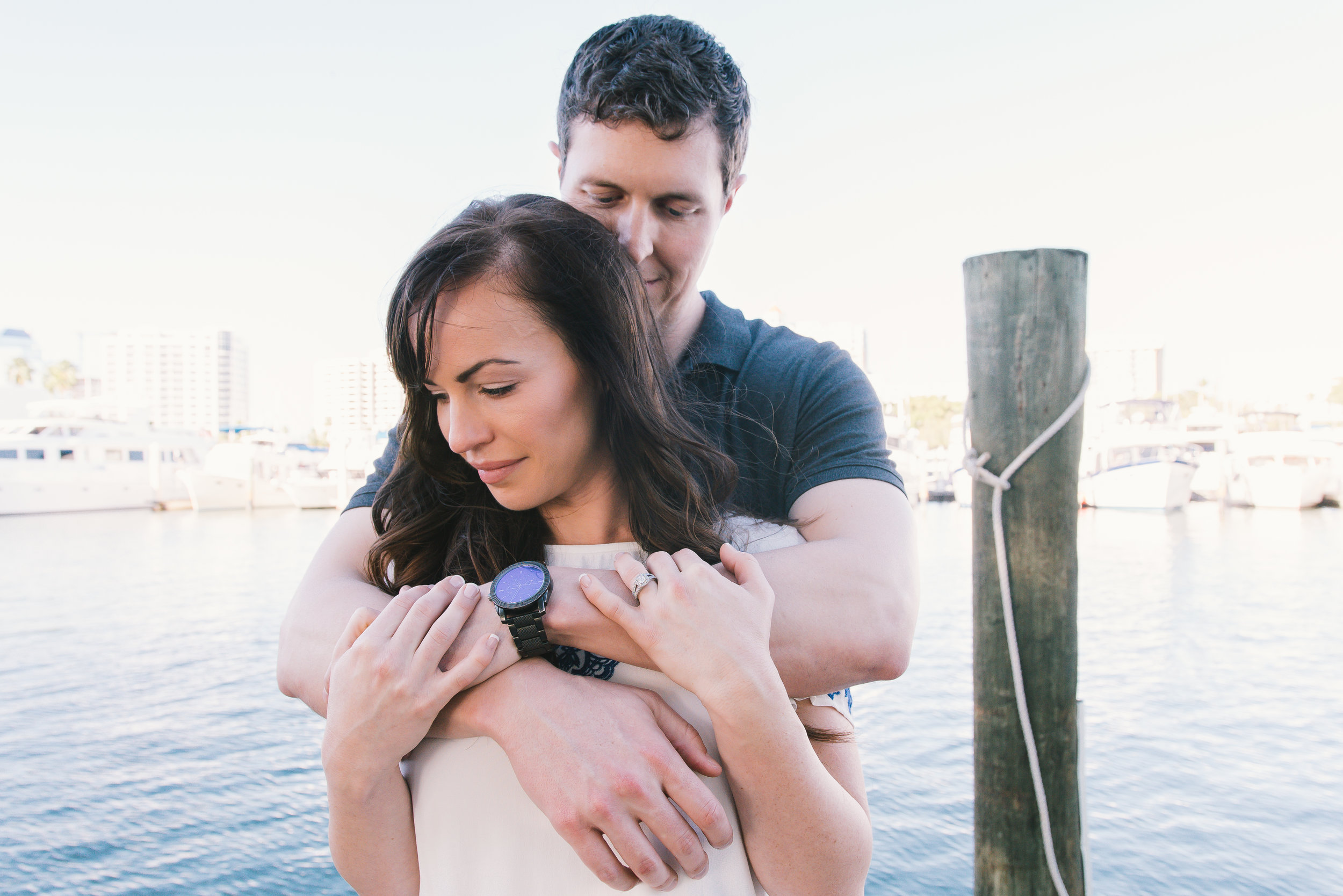 Tampa-engagement-session, couples-engagement