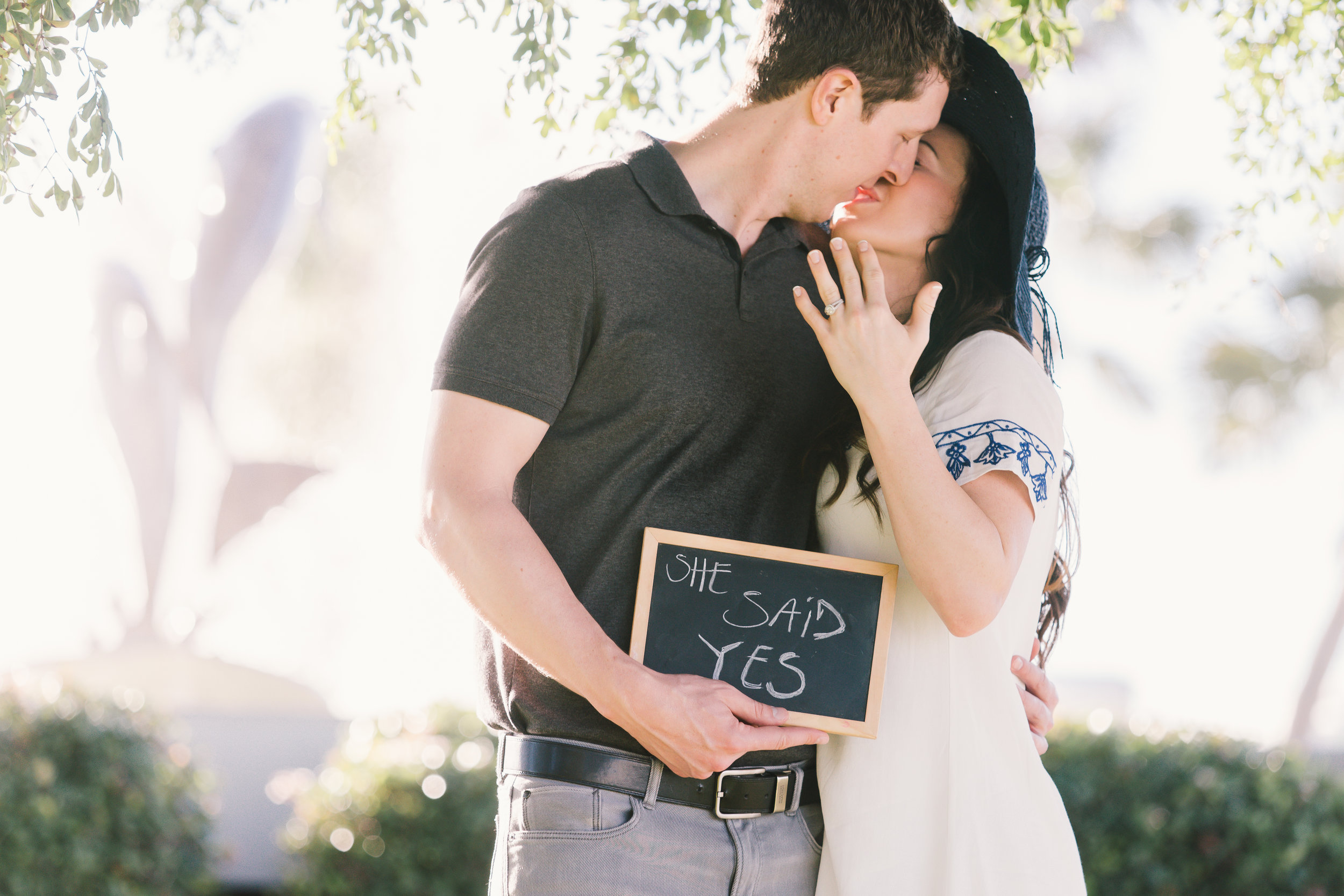 Florida-wedding-photographer, She-said-yes