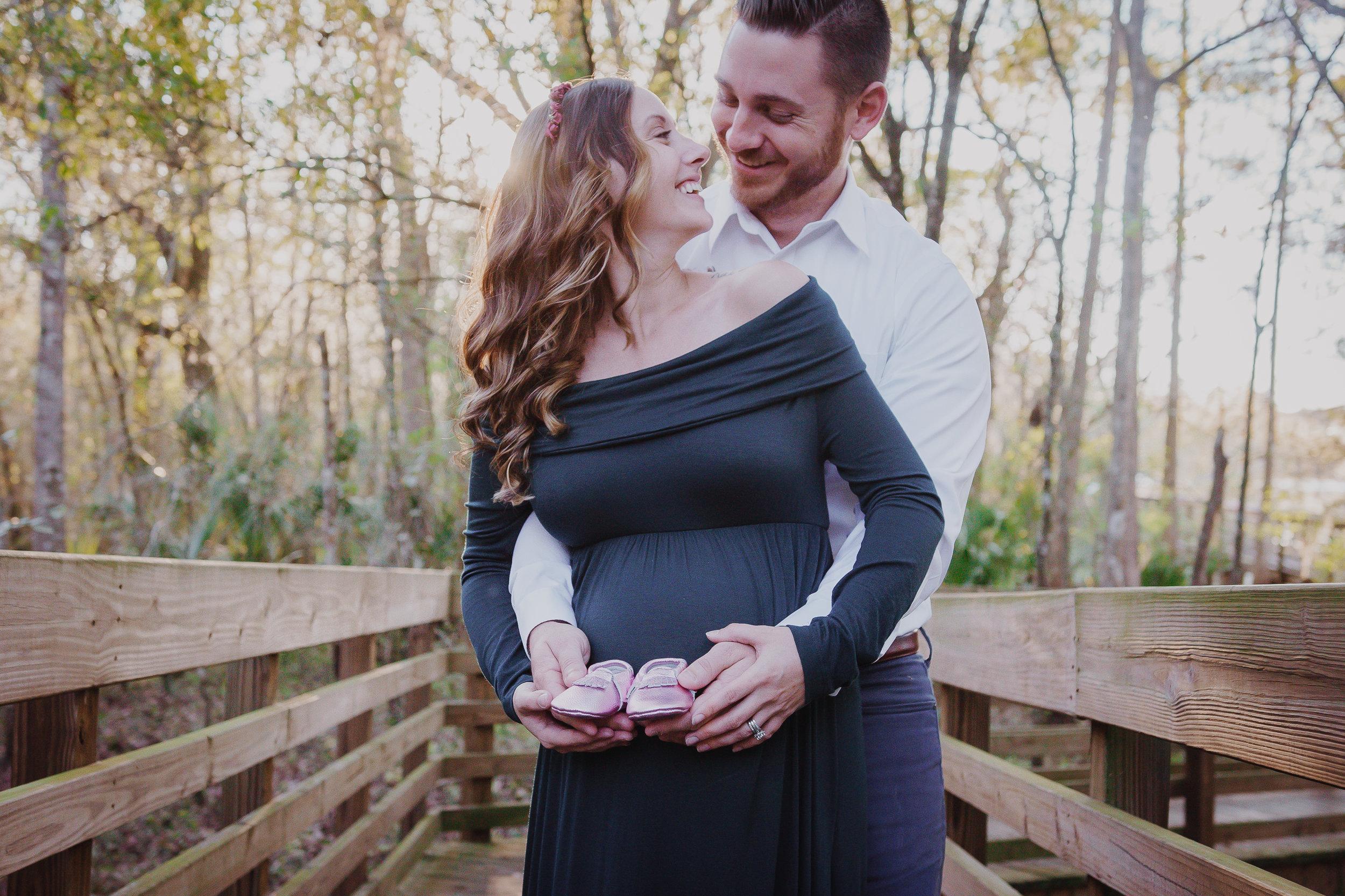 Tampa-maternity-photographer, couple-photo