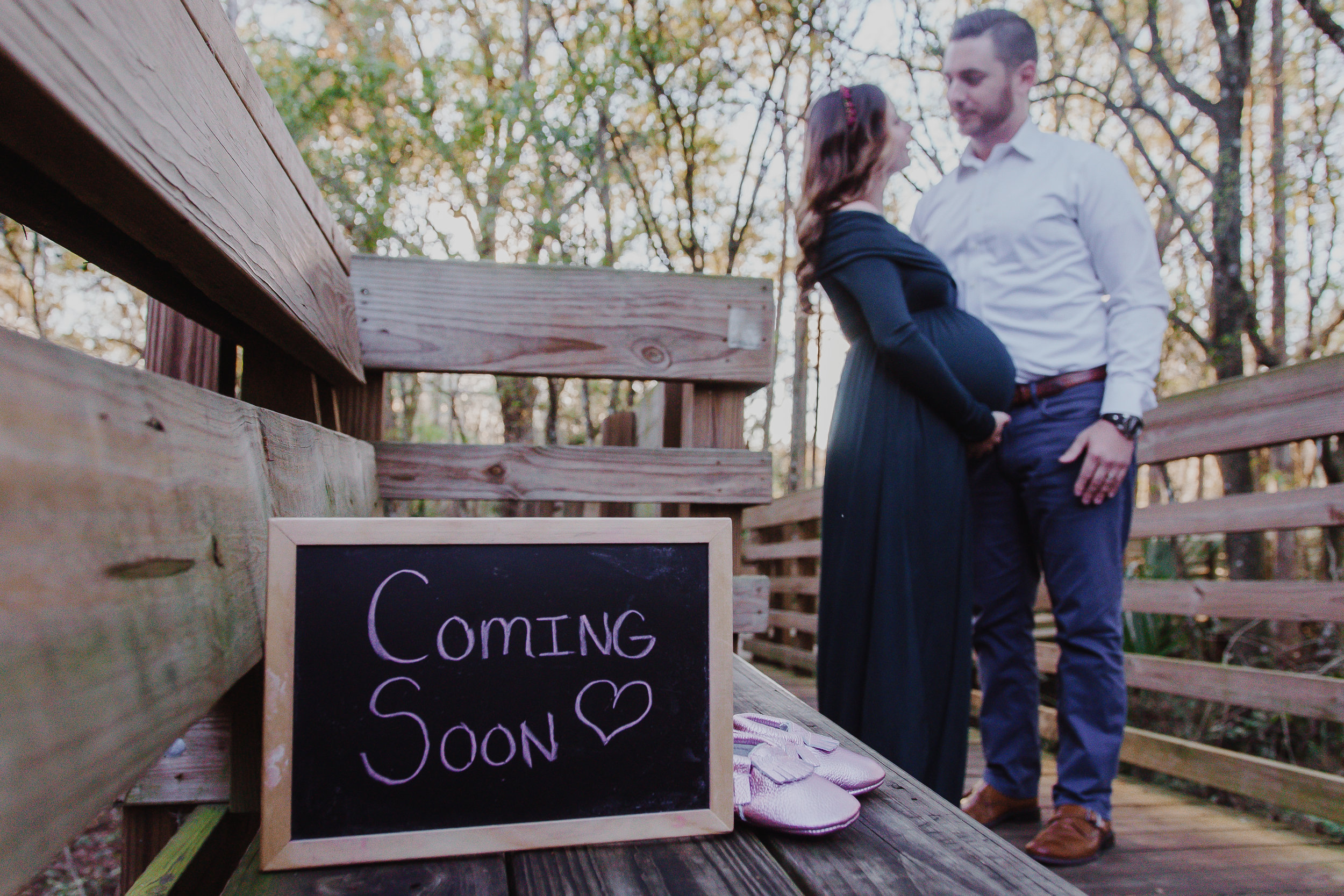 maternity-announcement, Tampa-maternity-photo